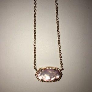 Kendra Scott Elisa adjustable necklace